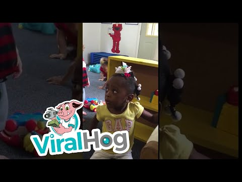 Liz - This preschooler has something to say and it's hilarious!