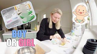 Mädchen oder Junge? 💖💙 Gender Maker | Wir testen das Geschlecht | Isabeau