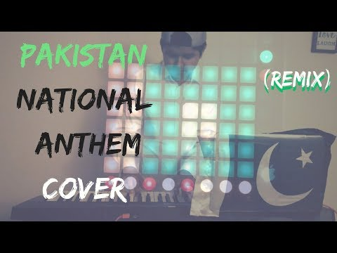 Pakistan National Anthem Cover (remix) | The Shehzad Show