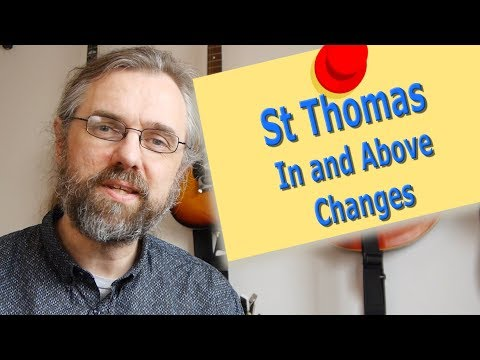 WebStore Preview - St Thomas  In and Above the Changes
