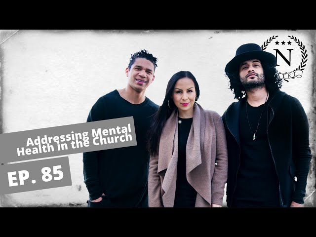 Addressing Mental Health in the Church- Nights at the Round Table- Ep 85