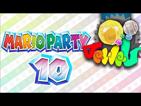 Mario Party 10 - Jewel Drop VS!