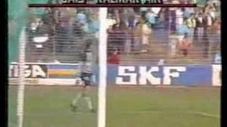 GAIS-Kalmar AIK 1987