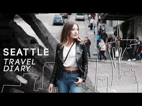 TRAVEL DIARY | Seattle