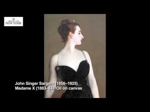 Madame X, Metropolitan Museum of Art Guided Tour - Walks Of New York