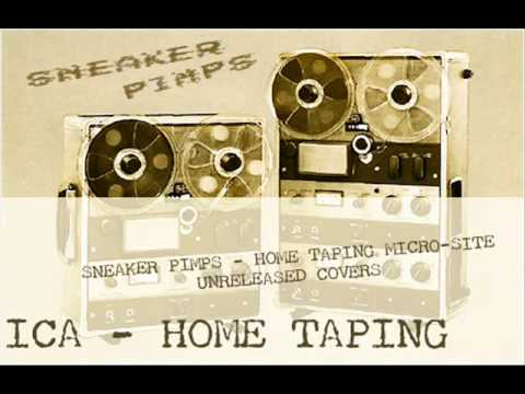 Sneaker Pimps - ICA Home Taping 2000