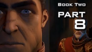 Dreamfall Chapters - Book Two: Rebels (PC) - Part 8 (w/ Live Commentary)