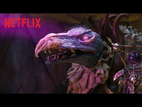 SHROOM - Jim Henson's 'The Dark Crystal: Age Of Resistance' Final Trailer