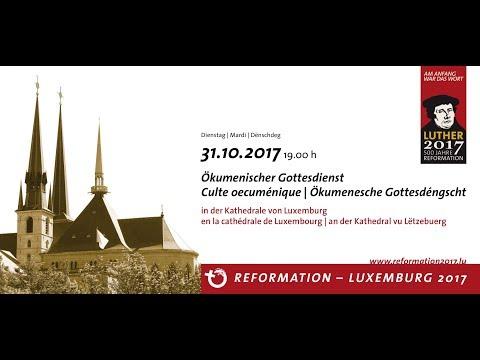 Reformation - Luxemburg 2017
