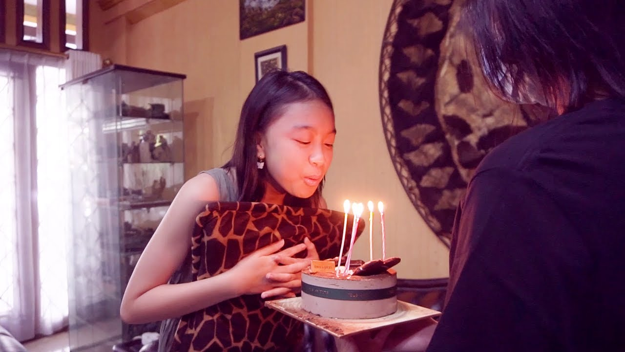 Zara Leola 14th Birthday Surprise