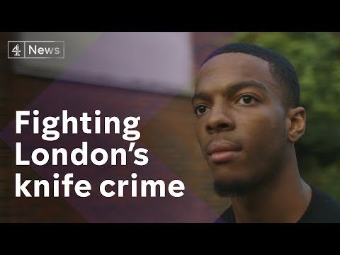 The stabbing victim on a mission to end violence in London Mp3