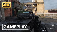 Call of Duty Modern Warfare - Xbox One X Multiplayer Gameplay 4K