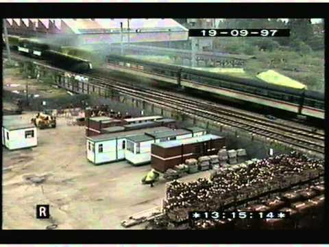 Southall Train Crash 1997