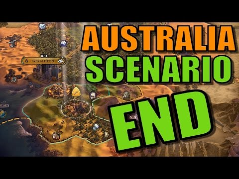 Australia Scenario! | Civilization 6 [Civ 6 Gameplay] Let's Play Civilization 6 as Australia: Part 4