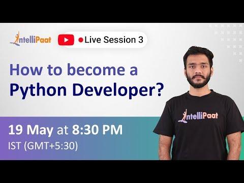 Python Developer Skills | How to Become a Python Developer | Python Career | Intellipaat