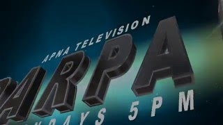 DARPAN AN INDIAN TV SHOW TO BE AIRED ON APNA TELEVISION NEW ZEALAND