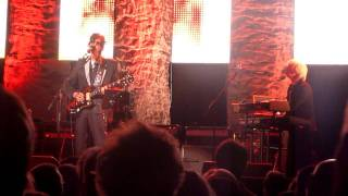 """The Cars - """"Sad Song"""" live @ The Fox Theatre in Oakland CA on May 13, 2011"""