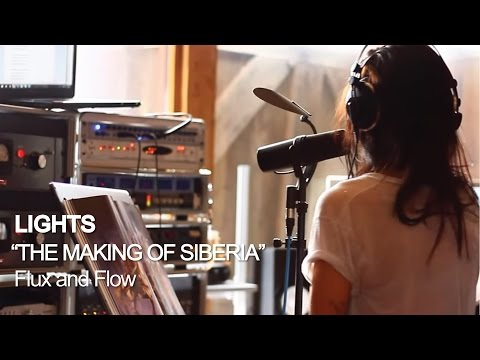 LIGHTS - The Making of Siberia: Flux and  Flow