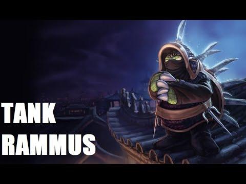 League of Legends - Tank Ninja Rammus Jungle
