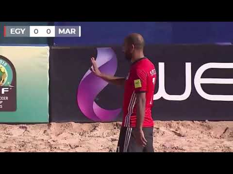 Egypt vs. Morocco 2018 African Beach Soccer Cup Of Nations Third Place Match Full Game (14.12.18)