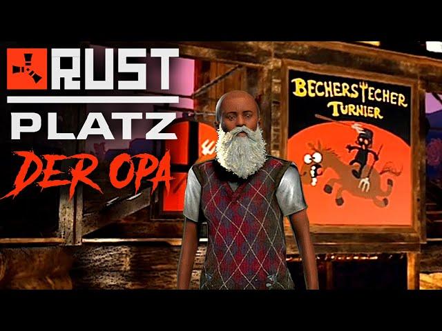 RUSTplatz [S2] #40 👴🏻 Das Ritter Turnier 💥 Roleplay Projekt [Deutsch]