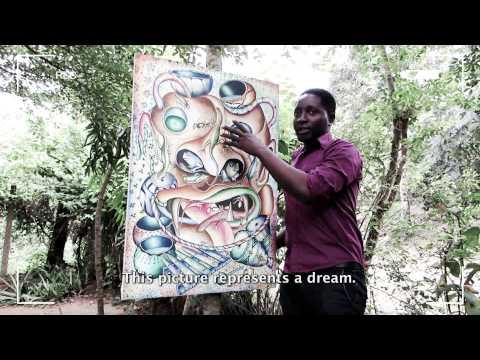 Meet the Artist - Johnson Mjindo - Painter - Dar Es Salaam (n.17)