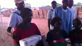 MISSION: Senegal - OCC Gifts @ Bona