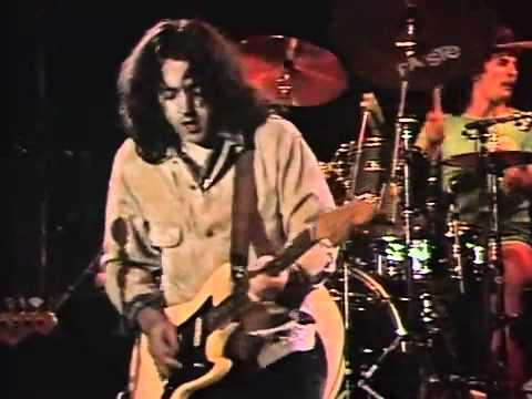 Rory Gallagher - Nadine (Loreley 1982)