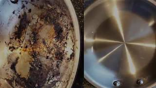 How to clean your stainless steel cookware | ALL-CLAD