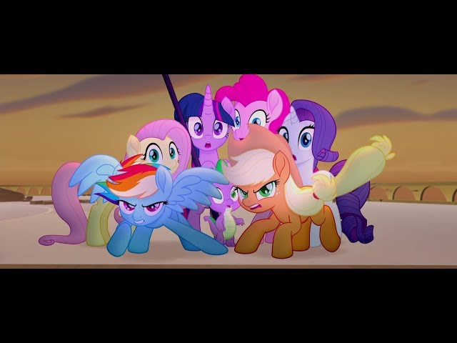 My Little Pony: The Movie - Official Trailer #1