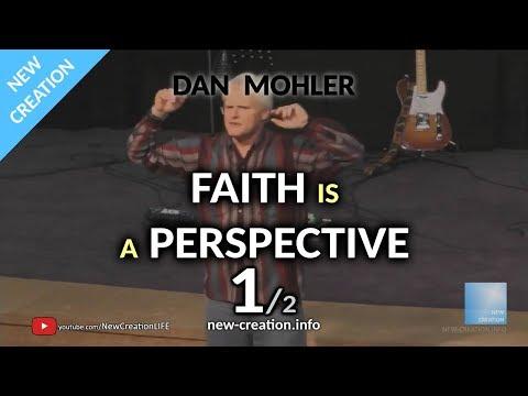Dan Mohler @ HC - Faith is a perspective - 1