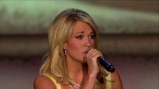Carrie Underwood - Just A Dream HD (Live)