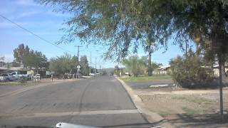 Phoenix arizona drive 5 sunny slope