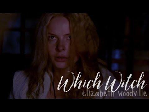 WHICH WITCH | Elizabeth Woodville