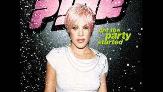 P!nk - Get The Party Started (Thunderpuss Radio Edit)