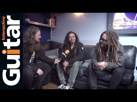 KoЯn 2017 Tour Gear Breakdown plus Interview with Munky and Head | Guitar Interactive TV