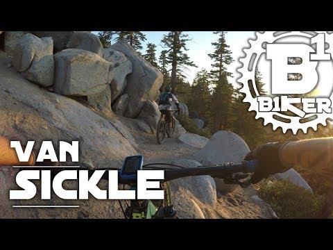 Van SIC...kle - The Van Sickle Trail - South Lake Tahoe - Mountain Biking