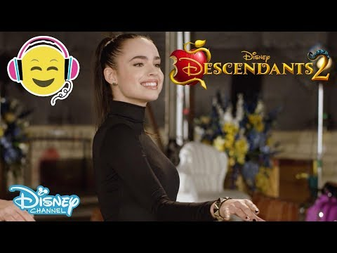Descendants 2 | Chillin' like a Villain: Dance Tutorial | Official Disney Channel UK