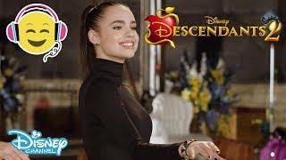 Descendants 2 | Chillin' like a Villain: Dance Tutorial | Official Disney Channel UK