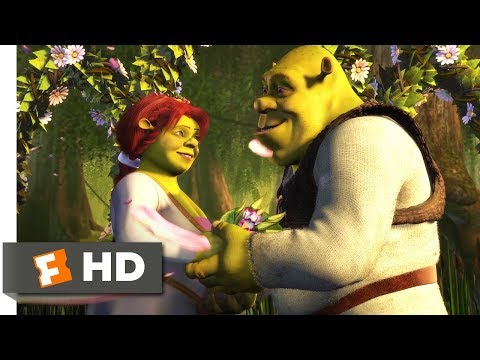 Shrek (2001) - Now I'm a Believer Scene (10/10) | Movieclips