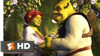 Скачать Shrek 2001 Now I M A Believer Scene 10 10 Movieclips