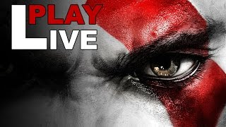 PLAY Live - God of War III Remastered