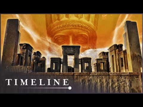 The Secrets Of The Lost Persian Empire | Lost Worlds | Timel