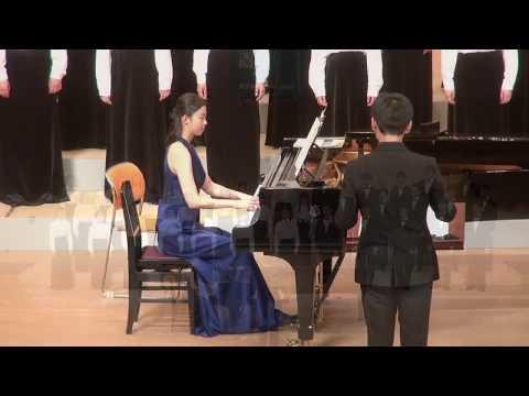 くちびるに歌を / 東京学芸大学混声合唱団
