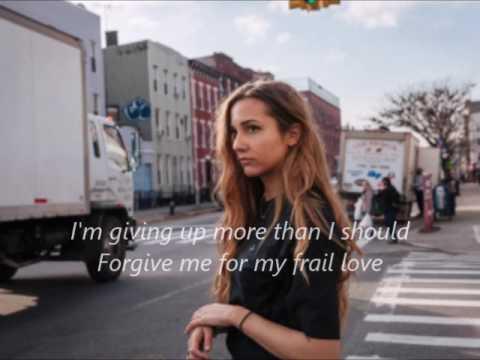 Cloves - Frail Love (Lyrics)