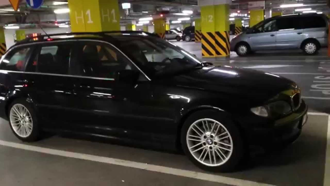 bmw 330d e46 touring 204 hp mpacked youtube. Black Bedroom Furniture Sets. Home Design Ideas