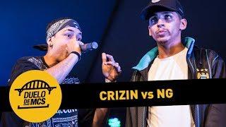 NG vs Crizin (1ª Fase) - Duelo de MCs - 04/05/18