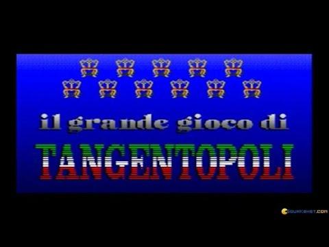 Il Grande Gioco Di Tangentopoli Gameplay (PC Game, 1993)