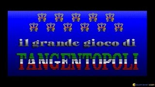 Il grande gioco di Tangentopoli gameplay (PC Game, 1993)