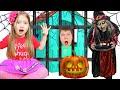 - Милли и папа - загадочная история на Хэллоуин
